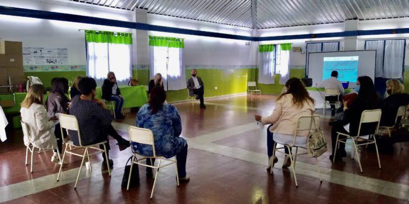 Seis Escuelas Municipales Implementan El Proyecto Escuelas ALAS