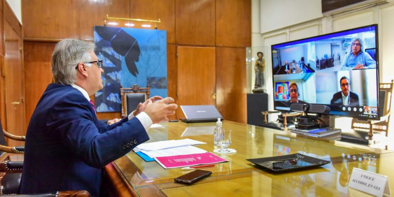 El Banco De Desarrollo De América Latina Reconoció La Política De Modernización Y Transformación Digital Impulsada Por La Municipalidad De Córdoba