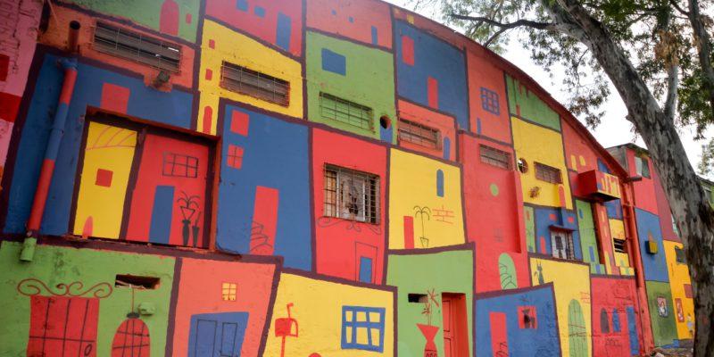 La Costanera Tendrá El Primer Corredor De Arte Urbano A Cielo Abierto De La Ciudad