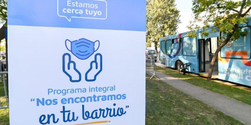 """""""Nos Encontramos En Tu Barrio"""" Se Traslada Al Playón Deportivo De Barrio El Quebracho"""
