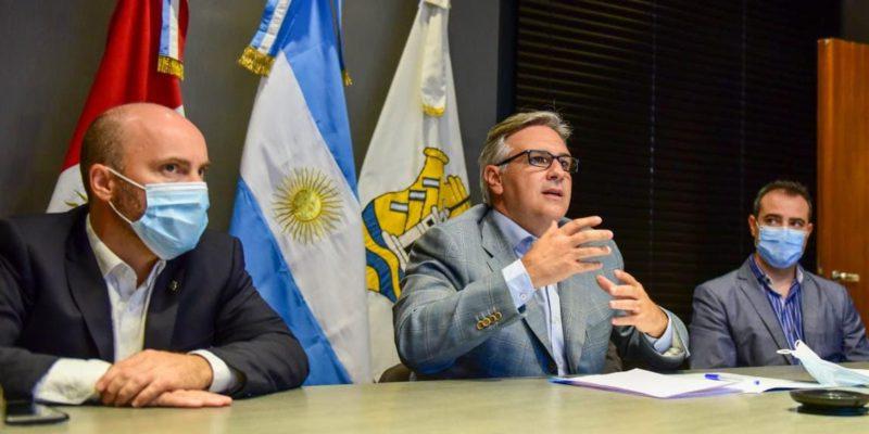 Llaryora Encabezó La Primera Asamblea Ordinaria Constitutiva De Las Juntas De Participación Vecinal
