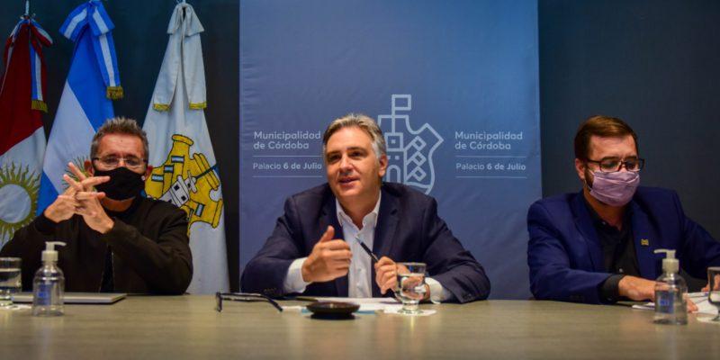 ADEC: Llaryora Presidió La Asamblea Ordinaria De Renovación De Autoridades Para El Período 2021-2022