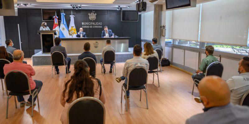 La Municipalidad De Córdoba Capacitará A Dirigentes Sociales Y Vecinales