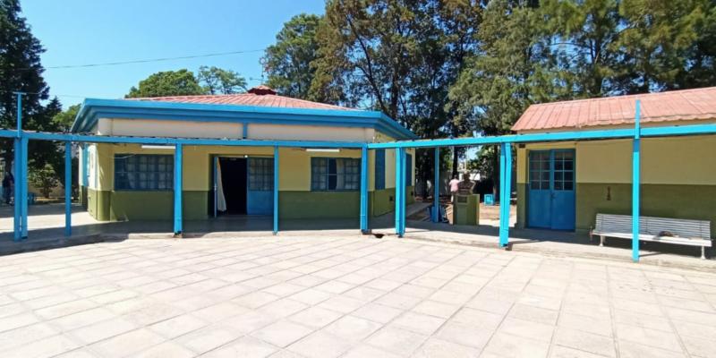 Escuelas Municipales: Reparaciones Integrales Para El Inicio De Clases