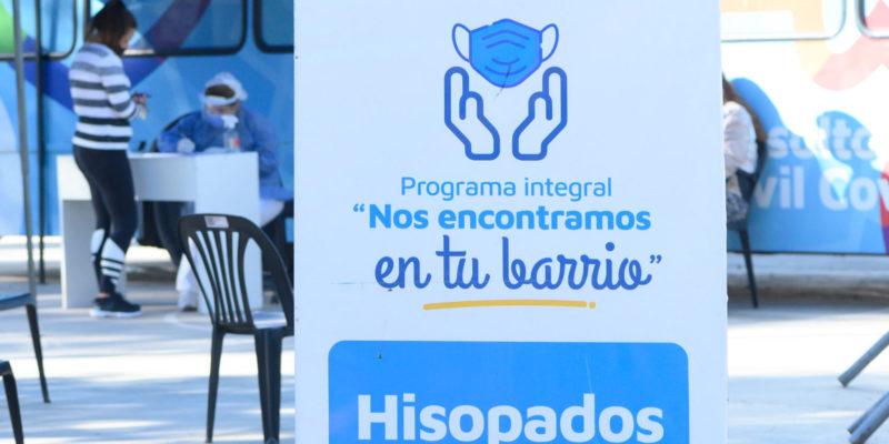 """""""Nos Encontramos En Tu Barrio"""" Llega Este Jueves Y Viernes A Barrio Parque República"""