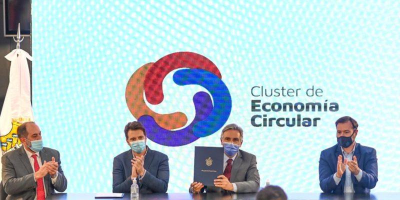 Crean El Primer Clúster De Economía Circular Del País