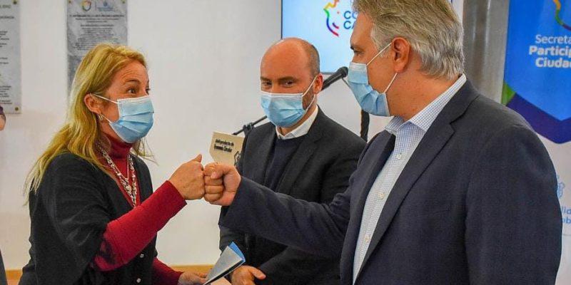 24 Centros Vecinales Reciben Aportes Para Ampliar Sus Sedes