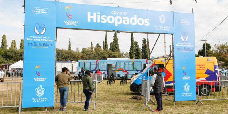 El Operativo Sanitario Municipal Atendió Más De 5600 Consultas En Capilla San José Y Parque San Salvador