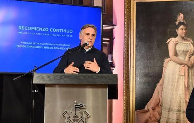 """Los Museos Genaro Pérez Y Tamburini Inauguran La Muestra """"Recomienzo Continuo"""", Con Obras Del Acervo Patrimonial"""
