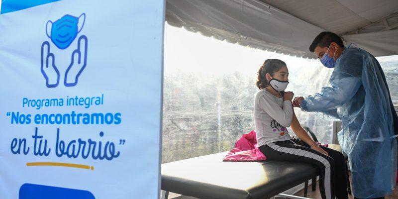 Este Lunes 17 Y Martes 18, El Operativo Sanitario De La Municipalidad Llega A Marqués Anexo Y Ampliación Yapeyú