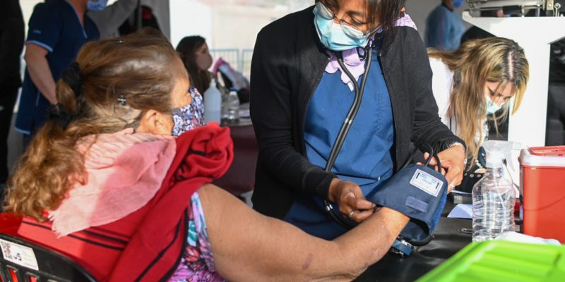 En Su Primer Mes, El Operativo Sanitario Municipal Atendió Más De 43 Mil Consultas