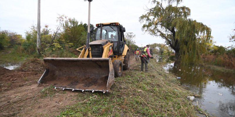 El Municipio Retiró Más De 168 Toneladas De Residuos De Un Basural En El Extremo Norte De La Ciudad