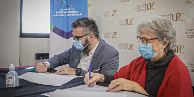 La Municipalidad Y La UPC Capacitarán A 90 Referentes De Organizaciones Comunitarias