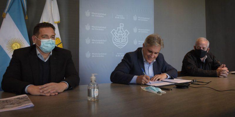 Acuerdo Con La AABE Para La Construcción De Centros De Emergencia Y Urgencia