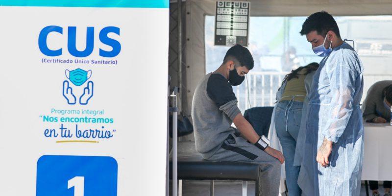 El Operativo Sanitario Municipal Llega Hoy A Los Barrios Villa Solferino Y Ejército Argentino