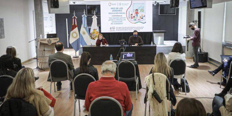 La  Municipalidad Festejó El Mes De Los Jardines En Comunidad