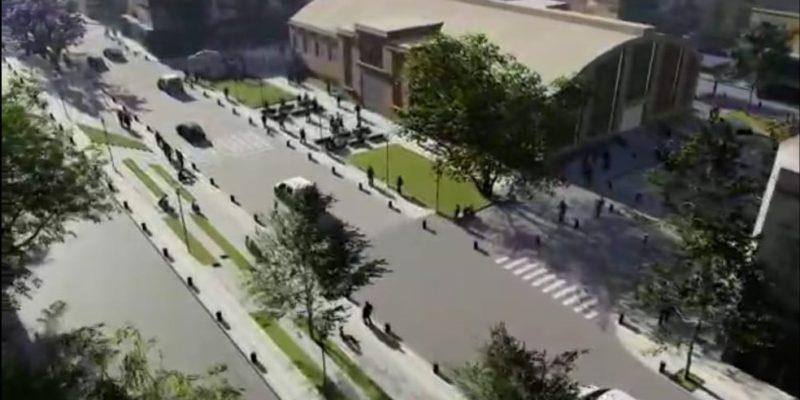 La Municipalidad Subastó La Intervención Exterior Del Mercado Sud Y El Bulevar Illia