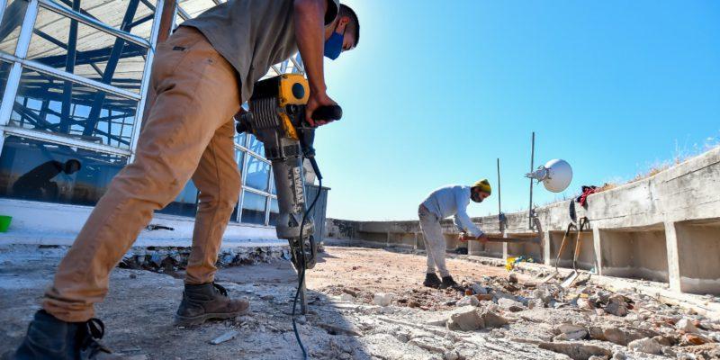 CPC: La Municipalidad Invierte Más De $92 Millones Para Solucionar Problemas Edilicios Históricos