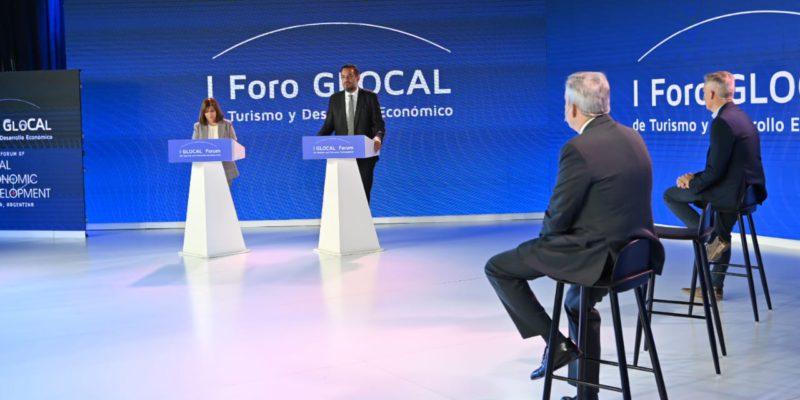 Comenzó El Primer GLOCAL Forum De Turismo Y Desarrollo Económico