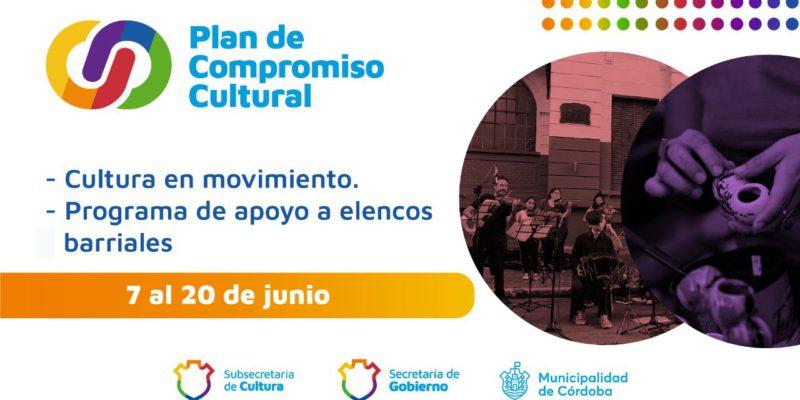 Comienzan Dos Nuevas Convocatorias Del Plan De Compromiso Cultural
