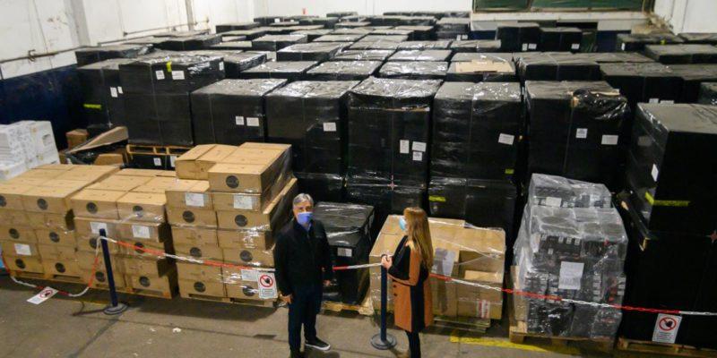 La Municipalidad Realizó La Compra De Tecnología Más Grande De Su Historia