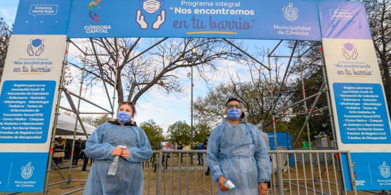 El Operativo Sanitario Llega Hoy Y Mañana A Los Barrios Altos De San Martín Y Ampliación Pueyrredón