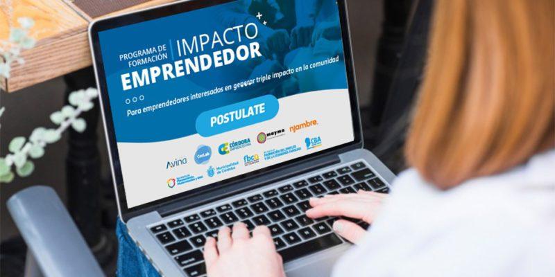 """Abre La Convocatoria Para El Ciclo De Formación """"Impacto Emprendedor"""""""