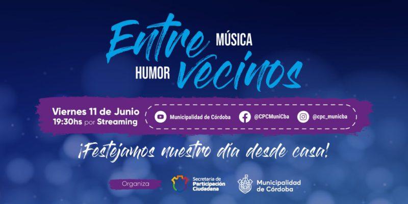 Entre Vecinos: Música Y Humor Para Celebrar El Día Del Vecino