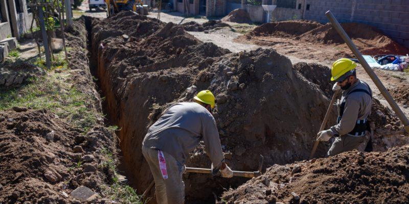 Más De Mil Vecinos De Cooperativa 6 De Agosto Tendrán Agua Potable