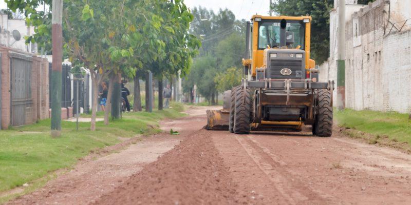 El Municipio Invertirá $1.433 Millones Para Pavimentar Calles De Tierra En 19 Barrios