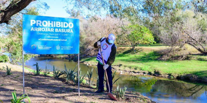 La Municipalidad Recuperó Otros 2.200 Metros De La Costanera