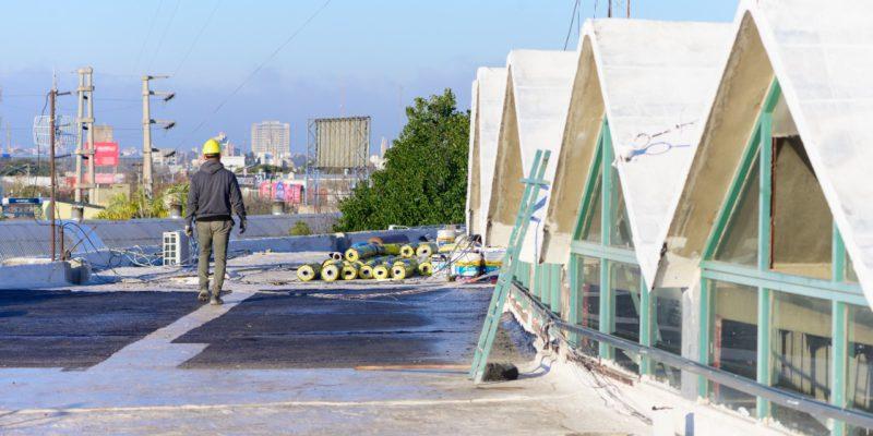 La Municipalidad Avanza Con El Plan De Recuperación Edilicia De Los CPC
