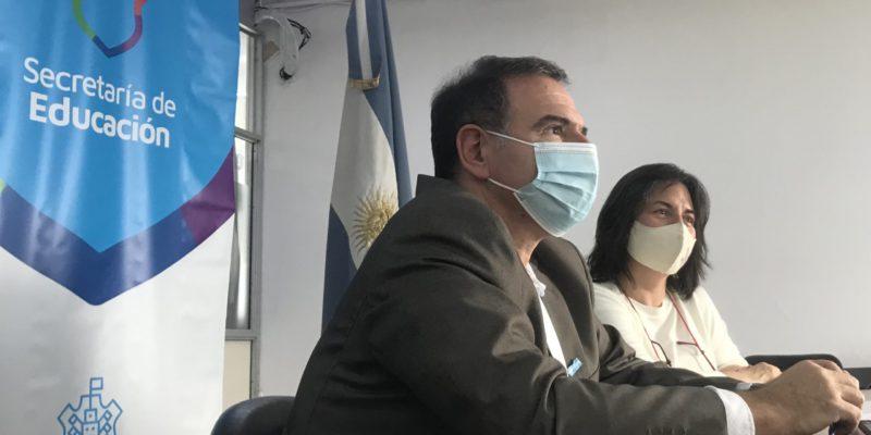 Convenio Con La Fundación Telefónica Movistar Para La Formación Continua De Docentes Municipales