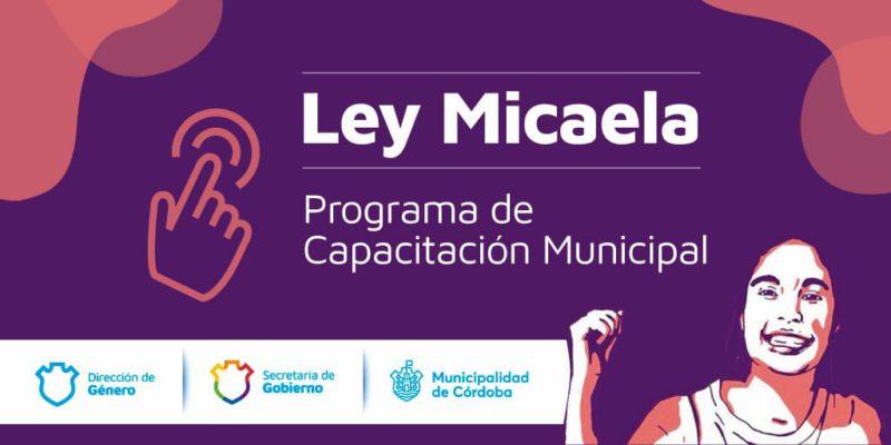 """Abren Las Inscripciones Para La Octava Edición Virtual De Capacitación """"Ley Micaela"""""""