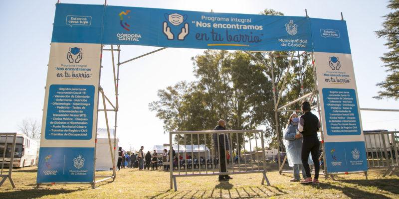 Este Jueves Y Viernes, El Operativo Sanitario Llega A Los Barrios Cooperativa 3 De Noviembre Y Carrara Norte