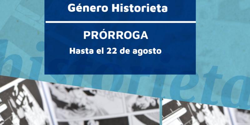 Premio Municipal De Literatura Luis De Tejeda: Se Extiende El Plazo Para La Convocatoria Género Historieta