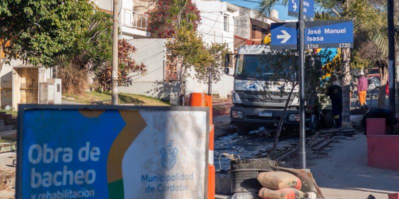 Comenzó La Etapa Final Para La Recuperación De Las Principales Arterias De Barrio Maipú II Sección