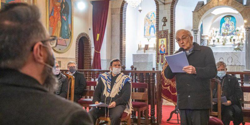 La Municipalidad Participó Del Encuentro Interreligioso Por La Patria