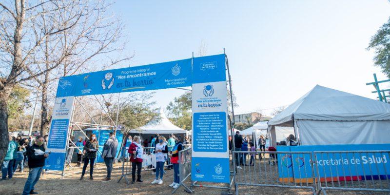 El Operativo Sanitario Se Presenta En Los Barrios Sargento Cabral Y Bella Vista