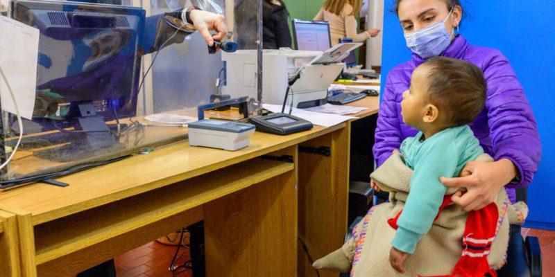 209 Niñas, Niños Y Adolescentes Accedieron A Su DNI