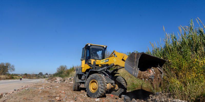 Basurales: En El Primer Semestre Se Retiraron Más De 75.000 Toneladas De Residuos