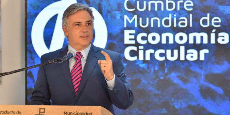 La Primera Cumbre Mundial De Economía Circular Se Realizará El 18 Y 19 De Agosto