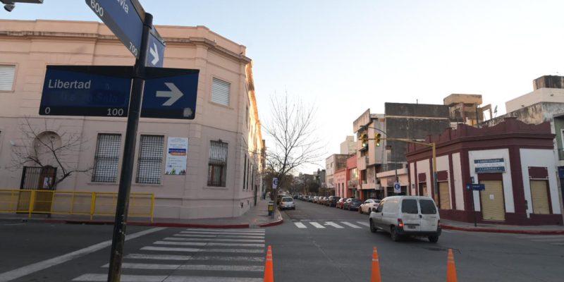 Mercado Norte: Cambio En El Sentido De Circulación De Calles Rivadavia Y San Martín