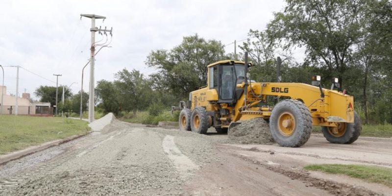 Más De 4.000 Cuadras De Calles De Tierra Fueron Recuperadas