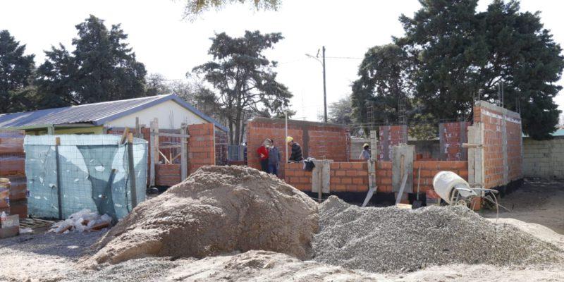 Avanza La Construcción De Seis Aulas En Escuelas Y Jardines Municipales