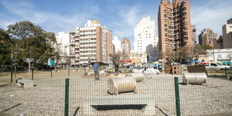 La Plaza De La Intendencia Tendrá Su Primer Canil Para Perros De La Ciudad