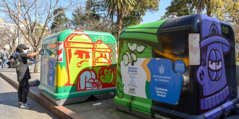 Arte Urbano Para Generar Conciencia Ambiental