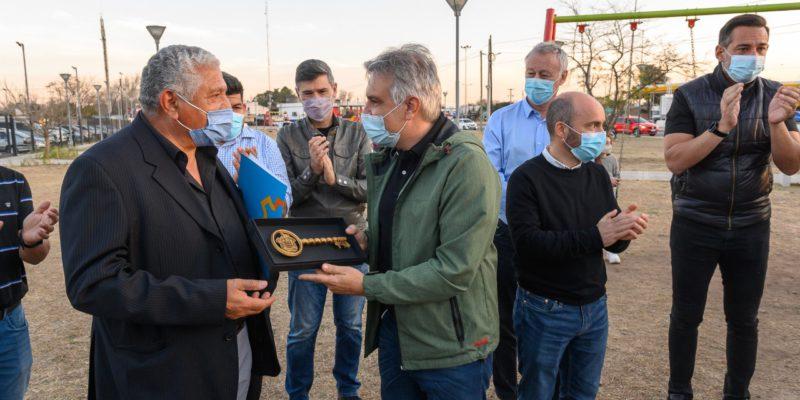 La Municipalidad Recuperó Tres Plazas A Través Del Presupuesto Participativo Barrial