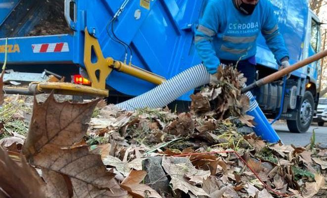 COyS Adquirió Una Aspiradora De Hojas Que Disminuye El Uso De Bolsas Plásticas