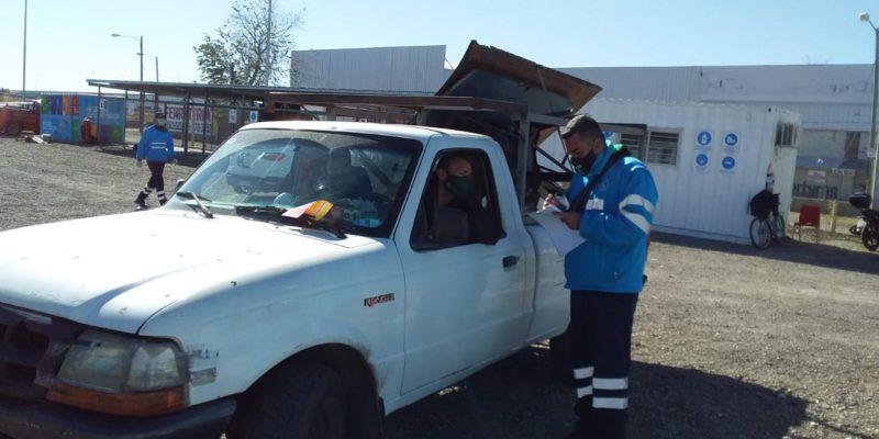En Dos Semanas El Centro De Transferencia Recibió 223 Toneladas De Residuos